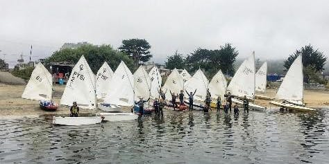 Learn To Sail Camp For Youth