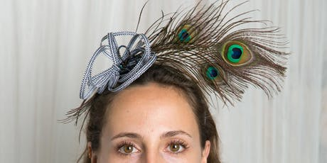 Beaded Fascinator Workshop tickets