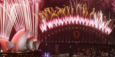 New Years Eve 2019  SYDNEY  FIREWORKS HARBOUR CRUISE TICKETS $ 399pp tickets