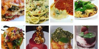 Copy of Vegan Italian Degustation Sunshine Coast