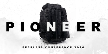 Fearless Conference 2020 - Pioneer tickets