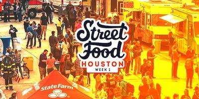 Street Food Houston (Week 1)