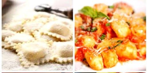 Rustic Italian Cooking Class Sunshine Coast Caloundra