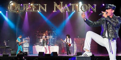Concerts on the Green - Queen Nation: A Tribute to the Music of Queen