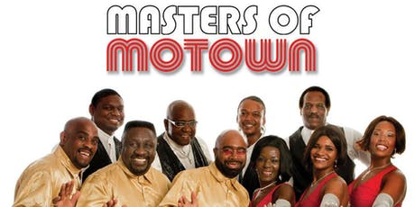 Concerts on the Green - Masters of Soul tickets