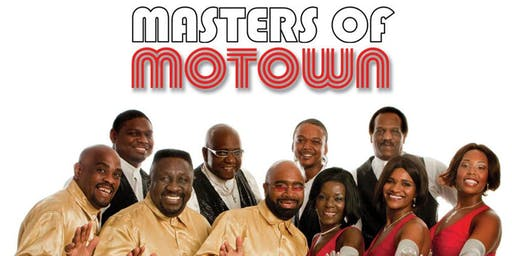 Concerts on the Green - Masters of Soul