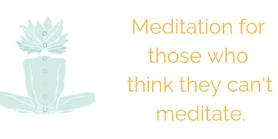 Mediation for those who think they can\