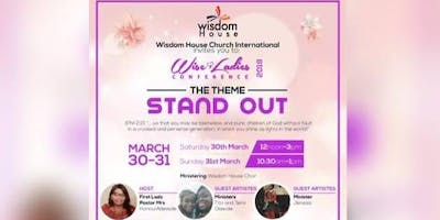 Wise Ladies Conference 2019