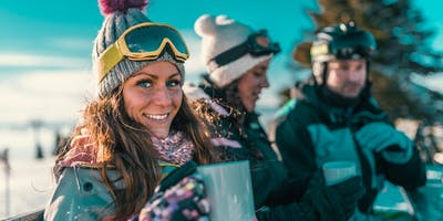Invitation Ladies Night Après-Ski by Nadine