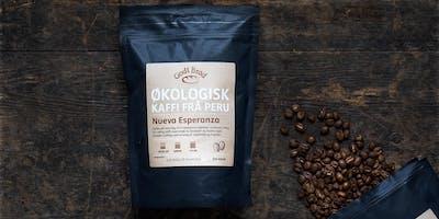 Bakekompisfrokost på Fornebu -  smak vår økologisk kaffe