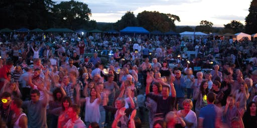 Audlem Party on the Park 2019 - The South Cheshire Picnic Concert