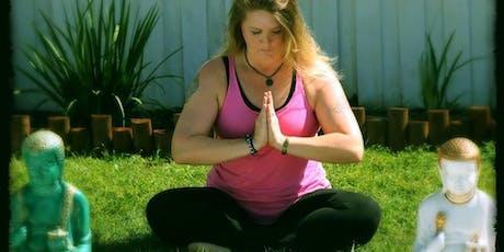 Restorative Yoga with Lisa tickets