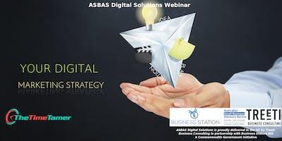 NT [ONLINE WEBINAR] Your digital marketing strategy