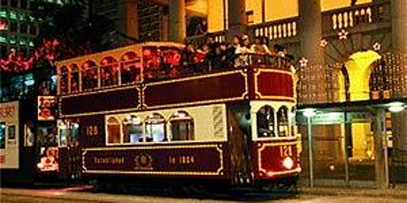 Antique Open-Deck Tram Party! tickets