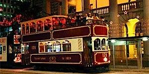 Antique Open-Deck Tram Party!