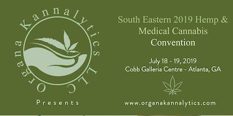 Southeastern 2019 Hemp & Medical Cannabis Convention  tickets