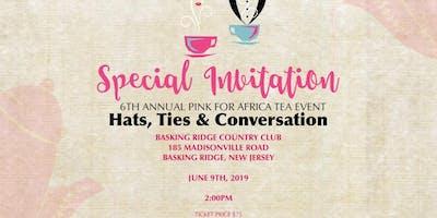 PFA 6th Annual Tea - Hats, Ties & Conversation