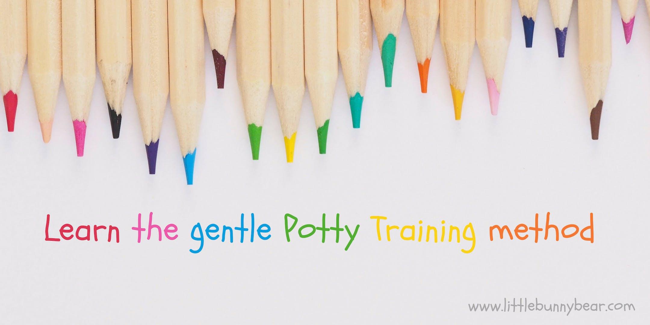 Potty Masters: Gentle potty training class fo