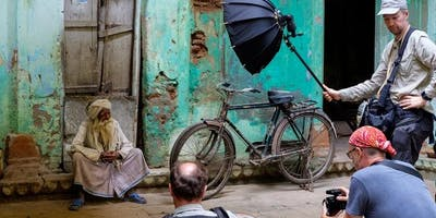 Lezing flits fotografie met Piet Van Den Eynde