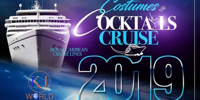Costumes and Cocktails Halloween Cruise