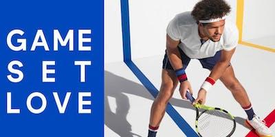 Tennis Coaching : @ Blau Gold, Steglitz