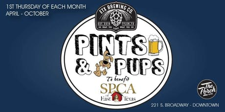 Pints and Pups tickets