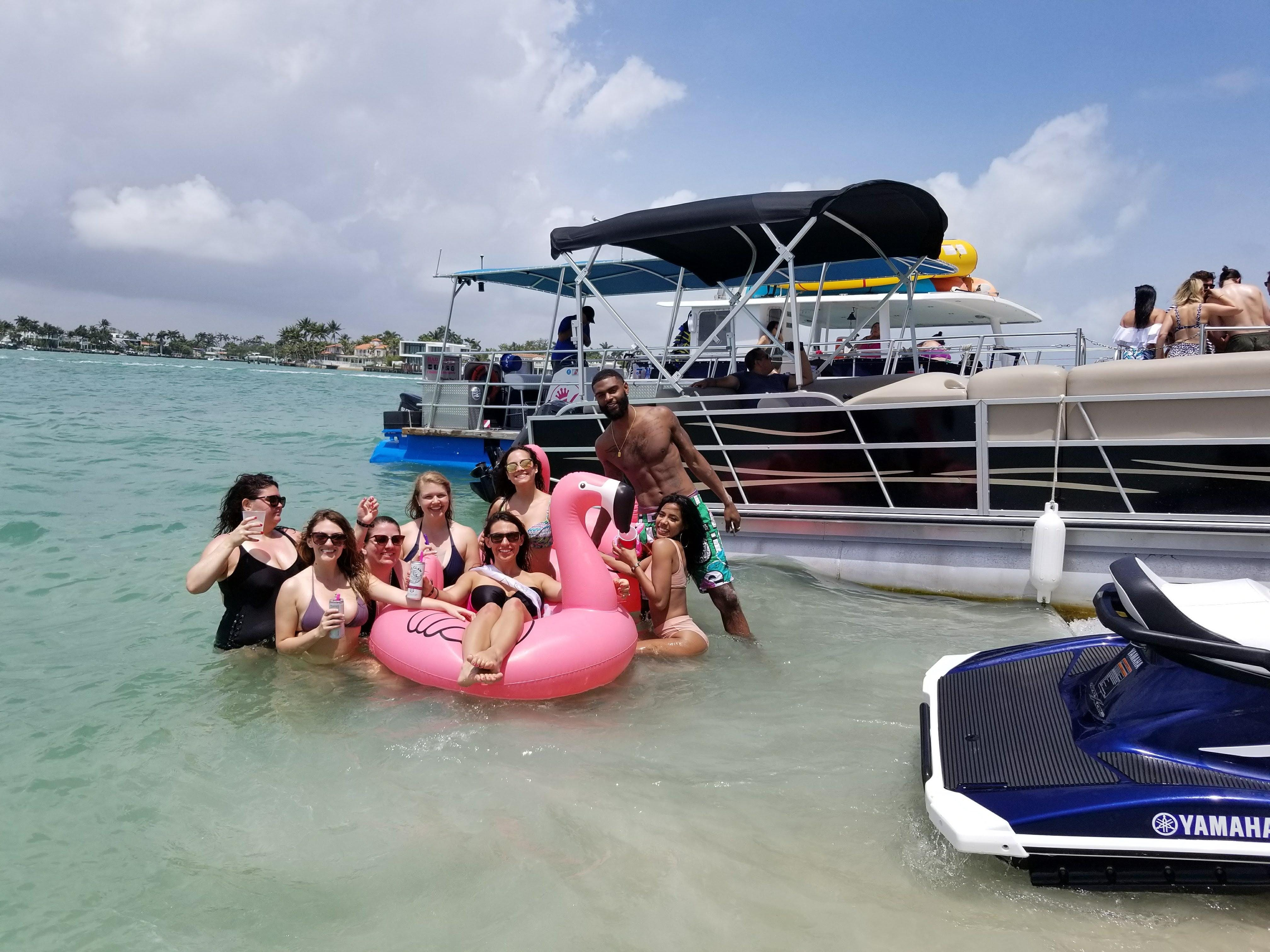 #Boat Party All Inclusive Drinks  !!!!