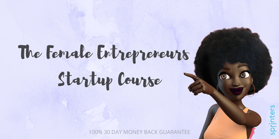 The Female Entrepreneurs Startup Course