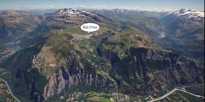 N70 verkenningsloop voor Alpe d\