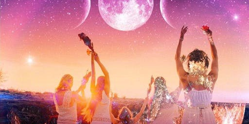 New Moon Radiant Woman Circle Pontefract