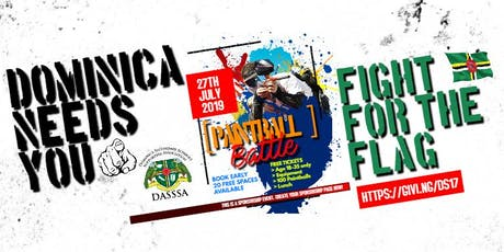 FREE Paintball Tickets tickets