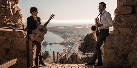"""DUO """"SAXO & GUITAR"""" - EL PORT DE LA SELVA billets"""