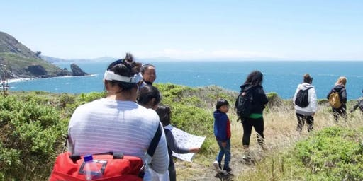 Guided Family Hike in Spanish at Rancho Corral de Tierra Park