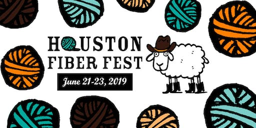 HOUSTON FIBER FEST 2019: CLASSES