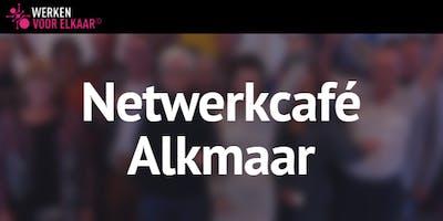 Netwerkcafé Alkmaar: Van vrijwilliger naar ondernemer