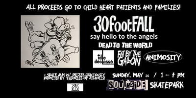 For Kids' Hearts - Punk Rock Show and Skate Jam