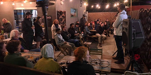 Comedy Night: Laughs on Tap at Ocean View Brew Works