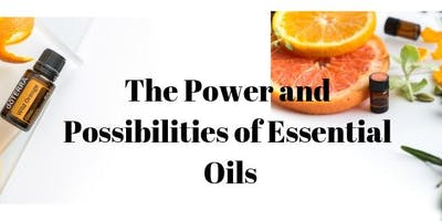 The Power and Possibilities of Essential Oils at The Chrisalis