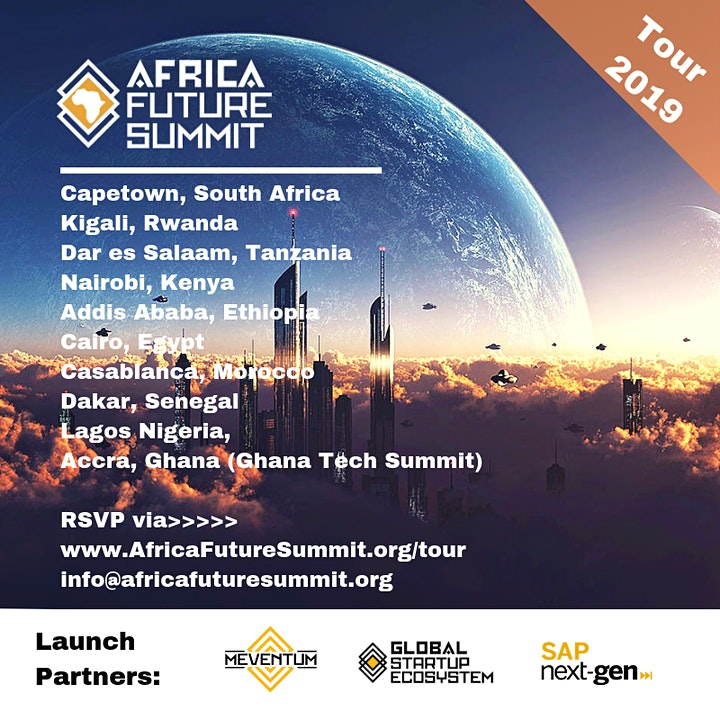 Africa Future Summit (Cameroon) image