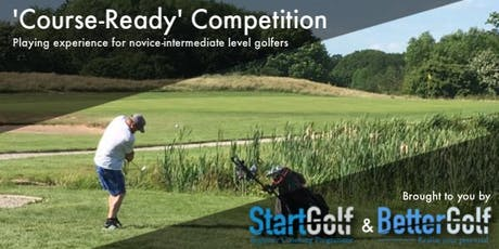 'Course-Ready' Monthly Competition - Jun 23rd tickets