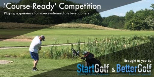 'Course-Ready' Monthly Competition - Jun 23rd