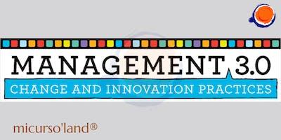 Curso de Certificación Internacional MANAGEMENT 3.0 (16 y 23 marzo)