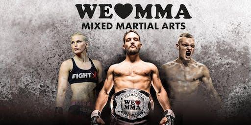 We love MMA •54• 14.03.2020 Kleine Olympiahalle München