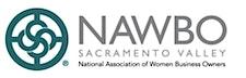 NAWBO Sacramento Valley  logo