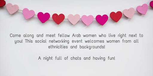 Arab Women in Manchester Networking Event