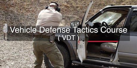 Vehicle Defense Tactics (VDT) Jul 21, 2019 tickets