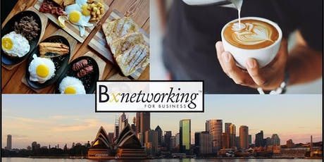 BxNetworking Sydney CBD - Business Networking in Sydney CBD tickets