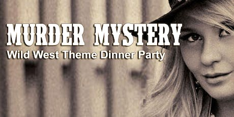 Murder Mystery Party - Finksburg Maryland tickets