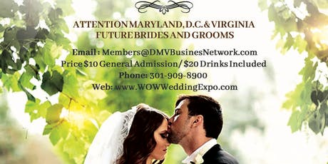 The Wow Wedding Expo tickets