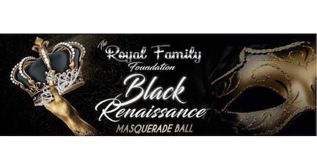 The Black Renaissance Gala 2019: The Masquerade Ball tickets